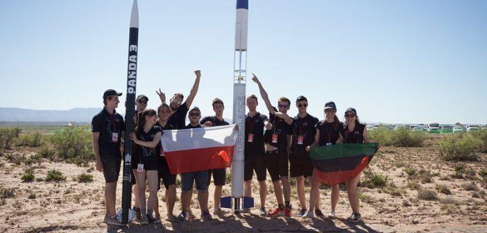 Sukces studentów AGH w konkursie rakietowym