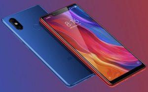 Telefon Xiaomi Mi 8 / Credits - Xiaomi