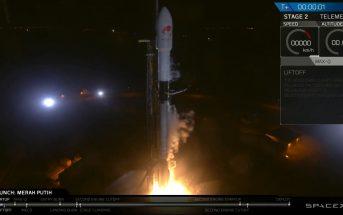 Start Falcona 9 z 07.07.2018 / SpaceX