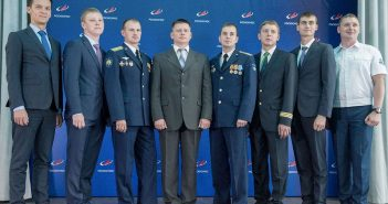 Nowa grupa kosmonautów rosyjskich
