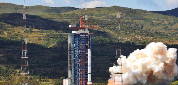 Chiński start z satelitą oceanograficznym