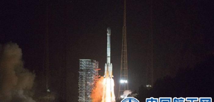 Chińska konstelacja satelitarna rozrasta się