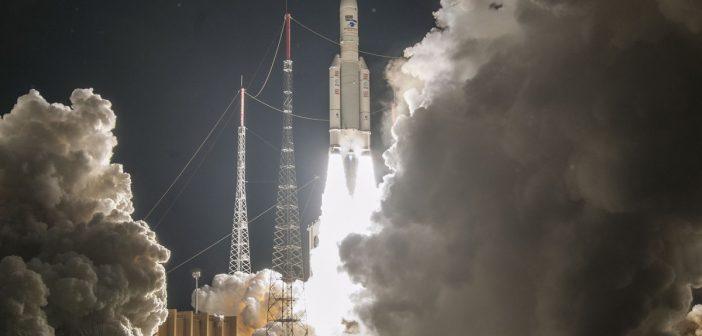 Setny lot Ariane 5
