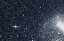 Jeden z obrazów z pierwszego zestawu zdjęć o wysokiej jakości, wykonanych przez teleskop TESS / Credits - NASA/MIT/TESS
