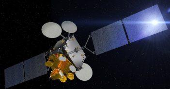 Satelita Athena-Fidus / Credits - CNES