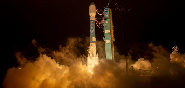 Ostatni lot rakiety Delta II