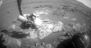 Jedno z ostatnich zdjęć wykonanych przez Opportunity - sol 5098 (28 maja 2018) / Credits - NASA