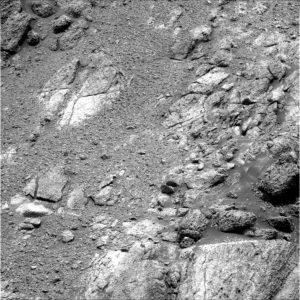 Jedno z ostatnich zdjęć wykonanych przez Opportunity - sol 5105 (4 czerwca 2018) / Credits - NASA