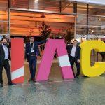 Zespół Blue Dot Solutions / Kosmonauta.net na IAC 2018