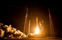 Start Atlasa 5 z AEHF-4 / Credits - ULA