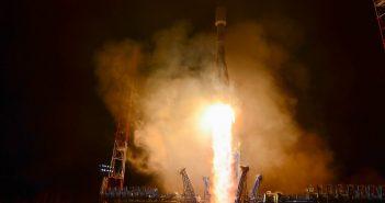 Udane starty Sojuza 2.1b i CZ-4B (25.10.2018)