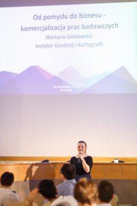 Martyna Gatkowska podczas wystąpienia w KPT / credits: KPT