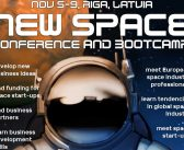 New Space Conference and Bootcamp 2018 (Ryga, 05-09.11.2018)