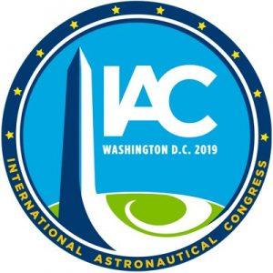 Logo IAC 2019 / Credits - organizatorzy IAC 2019