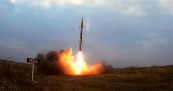 Drugi lot rakiety BIGOS 4 / Credits - SpaceForest