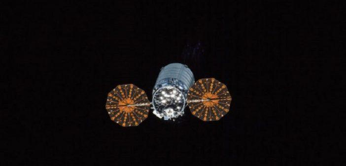 Dwie misje logistyczne dotarły do ISS