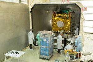 Laserowy satelita telekomunikacyjny EDRS-C / credits: OHB System AG
