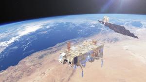 Obserwacje pogodowe będą wykonywane przez satelitę MetOp / credits: ESA