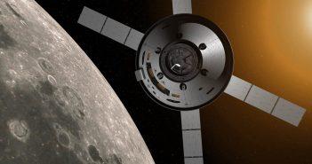 Orion / credits: NASA