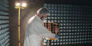 Nanosatelita firmy Spire / credis: Spire