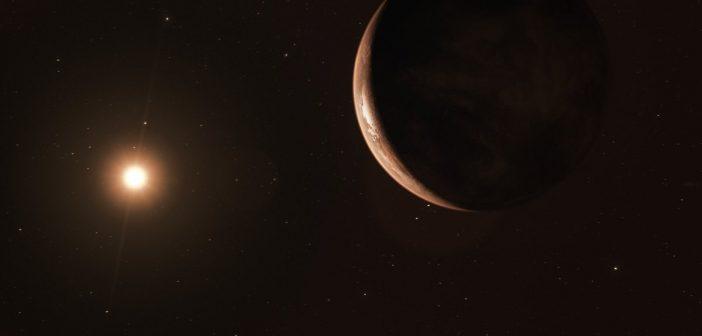 GJ 699 b – egzoplaneta Gwiazdy Barnarda