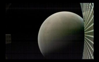 Mars widziany przez kamery MarCO-B z odległości 6000 km / NASA