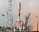 Udany start rakiety Sojuz z CSO 1