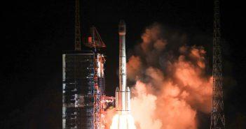 Start CZ-3C z 25.12.2018 / Credits - Wang Yulei/Xinhua