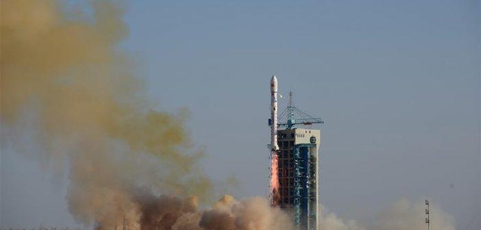 Ostatni start rakiety orbitalnej w 2018 roku / Credits - news.cn
