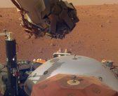 Dwa tygodnie misji InSight na Marsie