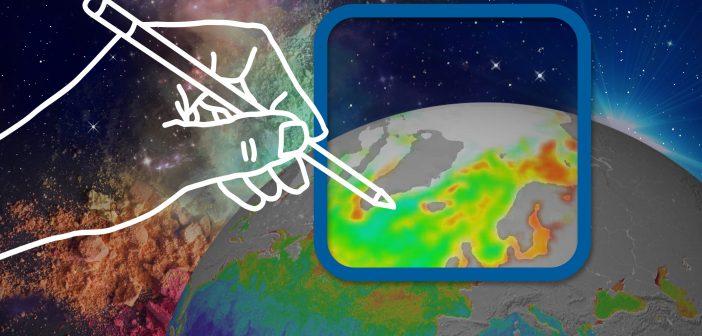 """Konkurs artystyczny """"Klimat z kosmosu"""""""
