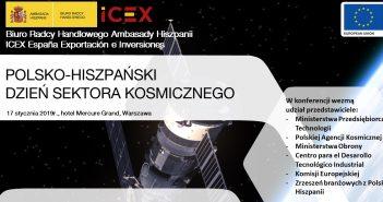 Polsko-Hiszpański Dzień Sektora Kosmicznego