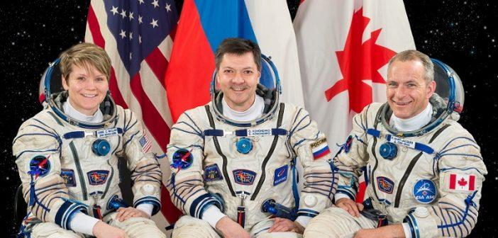 Sojuz MS-11 na ISS