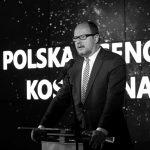 Paweł Adamowicz na otwarciu siedziby Polskiej Agencji Kosmicznej w Gdańsku / Credits - K. Mystkowski – KFP