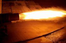 Ujęcie z szóstego testu silnika SF200 / Credits - SpaceForest
