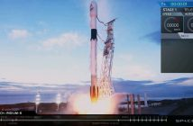 Start Falcona 9 z satelitami Iridium - 11.01.2019 / Credits - SpaceX