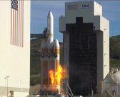 Udany start Delta IV Heavy z NROL-71