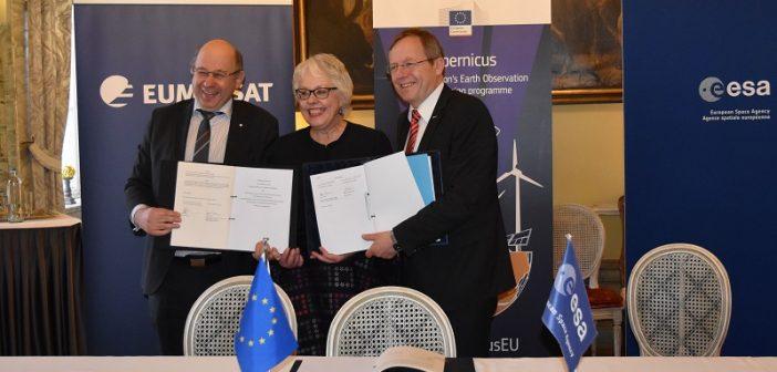 Dodatkowe 96 milionów EUR dla programu Copernicus