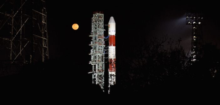 Debiutancki lot PSLV-DL (24.01.2019)