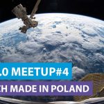 Space 4.0 Meetup #4 - 08.02.2019 / Credits- KPT, ESA, NASA