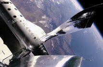 "Widok na Ziemię - drugi ""kosmiczny"" lot VSS Unity (22.02.2019) / Credits - Virgin Galactic"