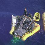 Gemini 8 po zakończeniu misji / Credits - NASA