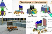 Konfiguracja misji Chandrayaan-2 / ISRO