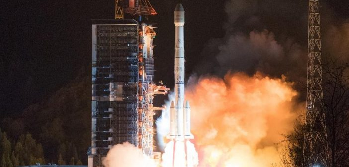 Start CZ-3B - 09.03.2019 / Credits - Xinhua