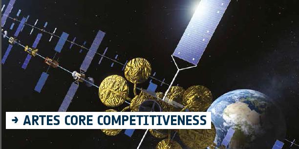 ESA pomaga w rozwoju firm na rynku telekomunikacji satelitarnej