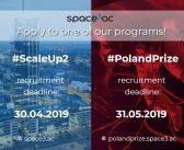 Space3ac – rekrutacja do 30 kwietnia