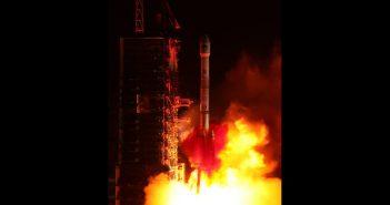 Start CZ-3B z Beidou-3 IGSO1 / Credits - CN
