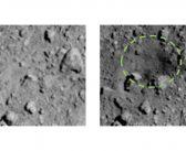 Hayabusa 2 lokalizuje nowy krater na Ryugu