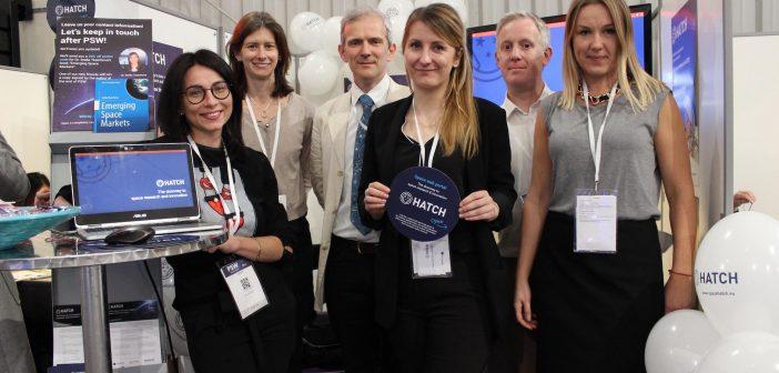 Portal HATCH zadebiutował podczas konferencji Paris Space Week
