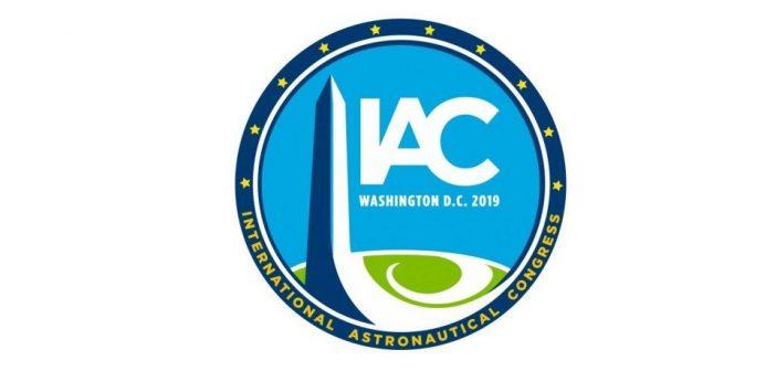 Logo IAC 2019 / Credits - organizatorzy IAC